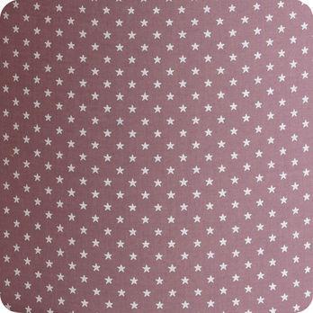 abat jour ou suspension pour chambre enfant en tissu motif toile prune plum stars. Black Bedroom Furniture Sets. Home Design Ideas