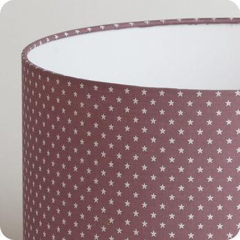 Abat jour ou suspension pour chambre enfant en tissu motif for Suspension tissu
