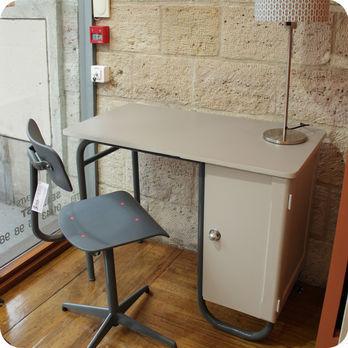 nos derni res cr ations bureau vintage style gascoin fabuleuse factory. Black Bedroom Furniture Sets. Home Design Ideas