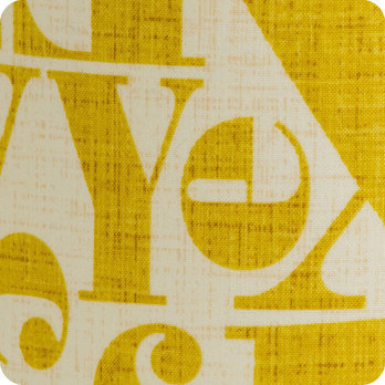 Applique murale int rieure en tissu motif vintage stencil - Applique murale interieure ...