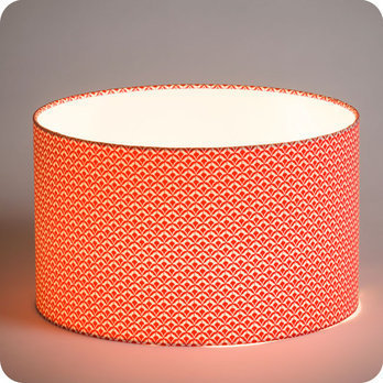 abat jour vintage pour lampe lampadaire ou suspension en. Black Bedroom Furniture Sets. Home Design Ideas