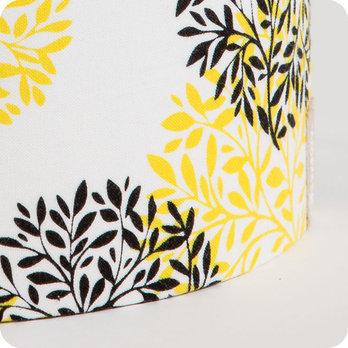 applique murale design en tissu motif vintage floral. Black Bedroom Furniture Sets. Home Design Ideas