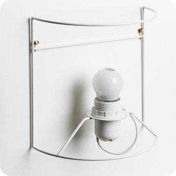 luminaires accessoire luminaire cordon pour applique fabuleuse factory. Black Bedroom Furniture Sets. Home Design Ideas