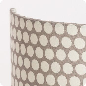 Tissu Motif Scandinave : applique murale design en tissu motif scandinave gris osmose ~ Teatrodelosmanantiales.com Idées de Décoration
