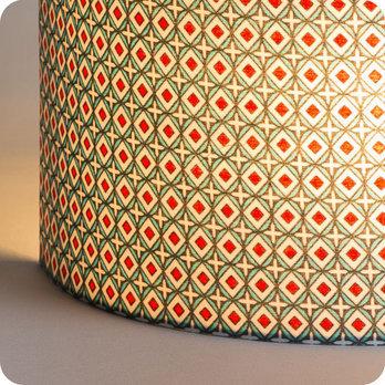 applique murale int rieure en tissu motif petit pan kintaro. Black Bedroom Furniture Sets. Home Design Ideas