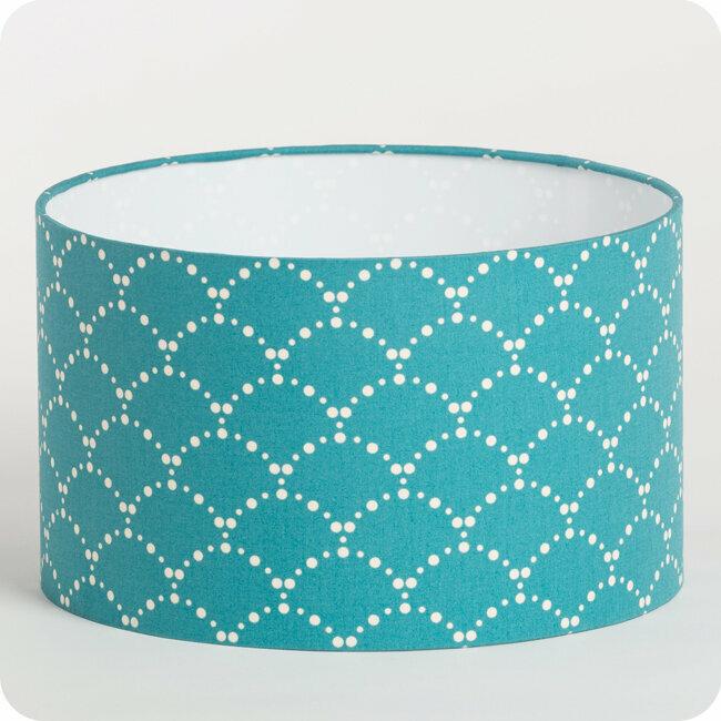 beau abat jour bleu canard 3 abat jour bleu canard hoze home. Black Bedroom Furniture Sets. Home Design Ideas