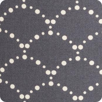 Abat jour design pour lampe lampadaire ou suspension en tissu motif japonais asahi gris - Tissu pour abat jour ...