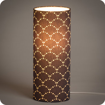 lampe a poser forme tube