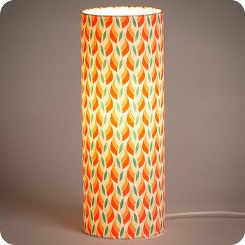 nos derni res cr ations lampe tube poser tissu tori fabuleuse factory. Black Bedroom Furniture Sets. Home Design Ideas