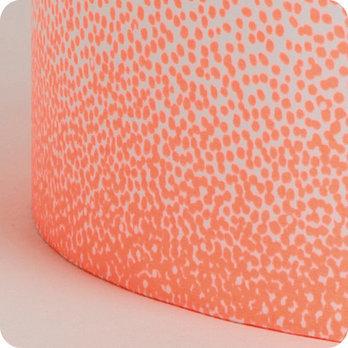 abat jour design pour lampe lampadaire ou suspension en tissu maisongeorgette poudre n on. Black Bedroom Furniture Sets. Home Design Ideas