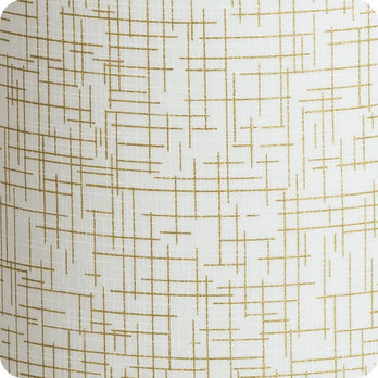 luminaires lampe poser tube lampe tube poser tissu glam fabuleuse factory. Black Bedroom Furniture Sets. Home Design Ideas