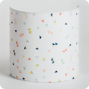 applique murale design en tissu motif scandinave cerf volant. Black Bedroom Furniture Sets. Home Design Ideas