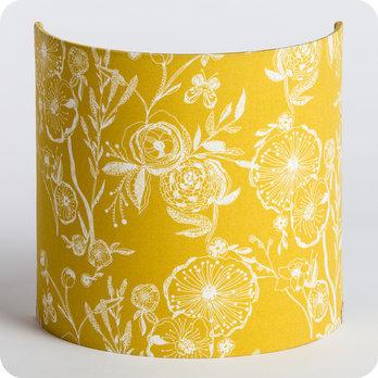 applique murale design en tissu motif. Black Bedroom Furniture Sets. Home Design Ideas
