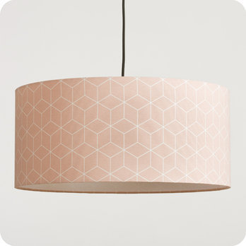 Design Abat Ou Jour En Tissu Motif Pour Suspension LampeLampadaire 29WDEYeHI
