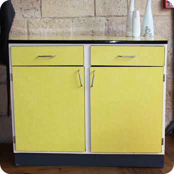 Table Cuisine Formica Anne 50. Cool Buffet De Cuisine Vintage En ...