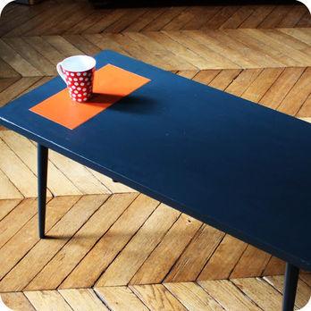 meubles vintage bureaux tables table basse ann es 50. Black Bedroom Furniture Sets. Home Design Ideas