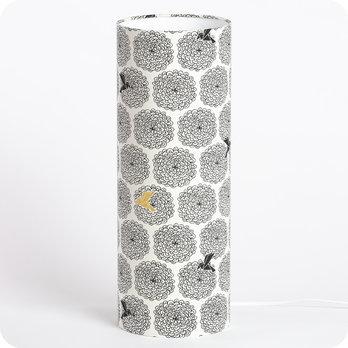 Poser Tube Chevet DesignDe À Lampe Tissu OkXuiwPZT