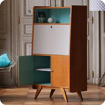 Meubles Vintage Gt Bureaux Amp Tables Gt Secr 233 Taire Ann 233 Es 50