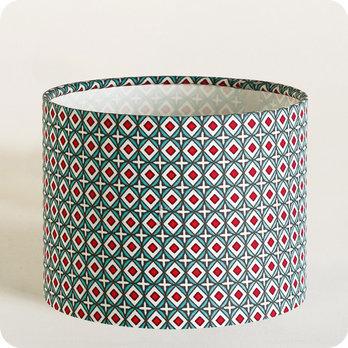 Abat jour design pour lampe lampadaire ou suspension en tissu petit pan kintaro - Tissu pour abat jour ...