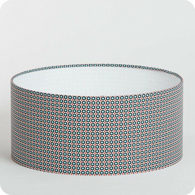 Abat jour design pour lampe, lampadaire ou suspension en tissu Petit ...