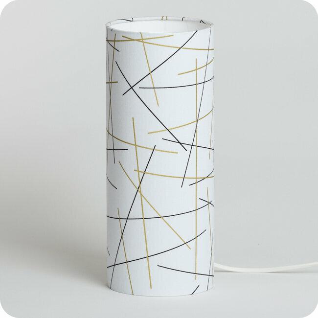 lampe a poser tissu