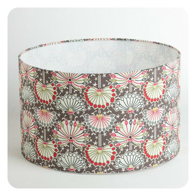 Design Ou En Motif Jour LampeLampadaire Suspension Tissu Abat Pour 4L35ARjqc