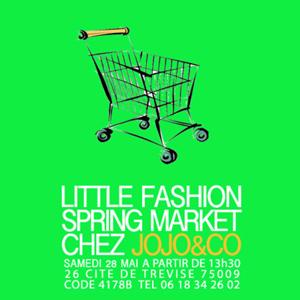 Little Spring Market, expo-vente de créateurs