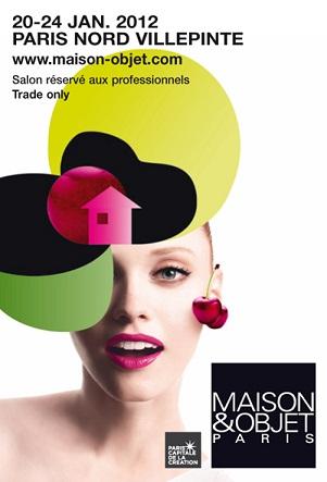 Salon Maison & Objet Paris janvier 2012