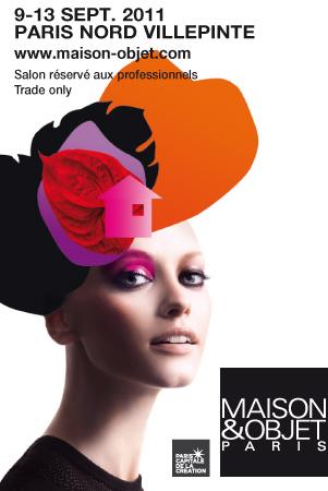 Salon Maison & objet septembre 2011